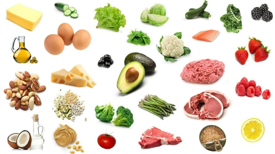 About Keto Diet: Example Keto Diet Foods