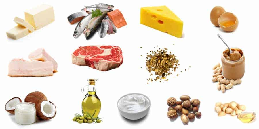 how to eat more fats in keto