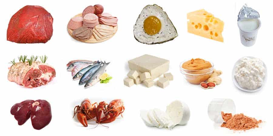 Keto protein sources
