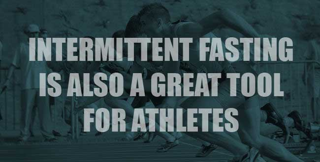 intermittent fasting and athletes