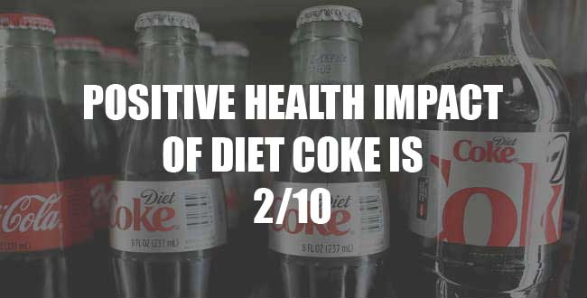 diet coke on a keto diet and its impact on health