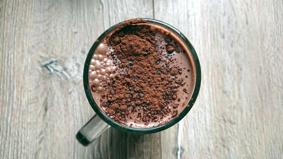 Keto chocolate milk, keto chocolate milk recipe