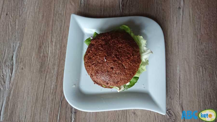 Keto burger, keto hamburger, keto burger recipe