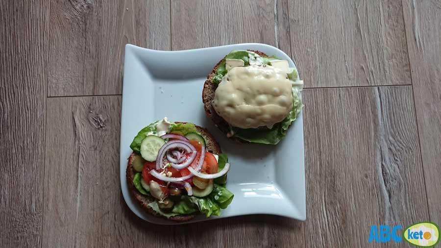 keto burgers, keto burger recipe, keto burger buns