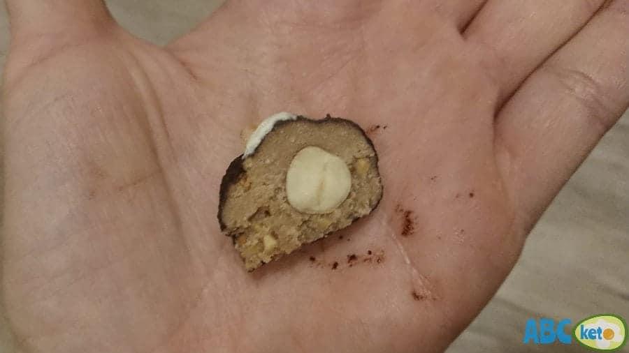 Keto peanut butter ball