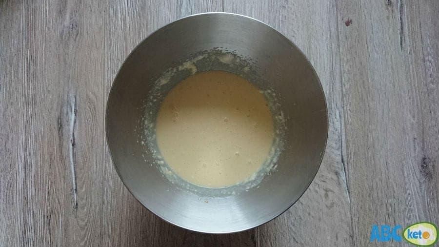 Keto pancake batter, keto pancakes recipe