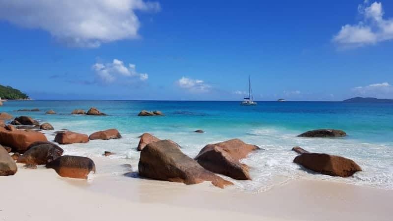 Keto on vacation, seychelles