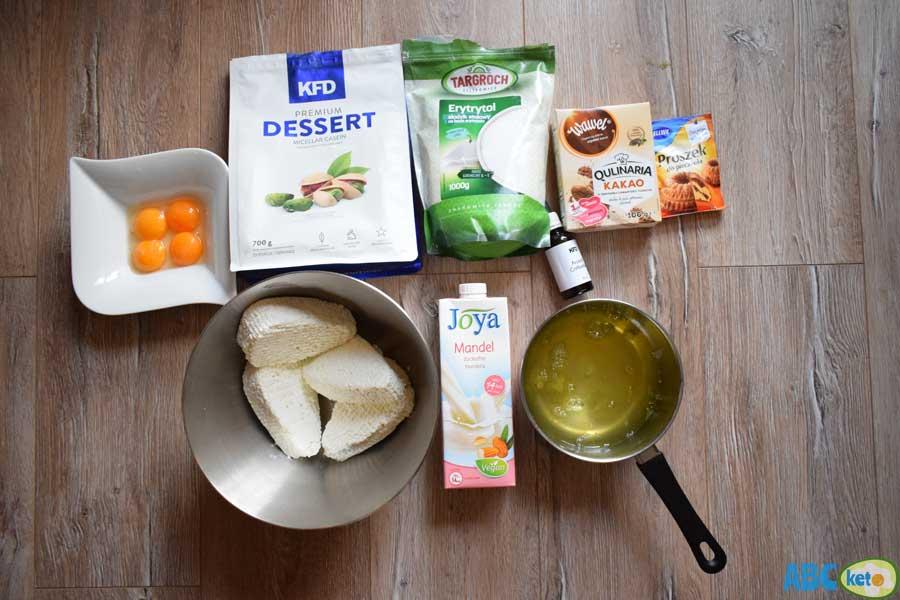 protein cheesecake, protein cheesecake ingredients