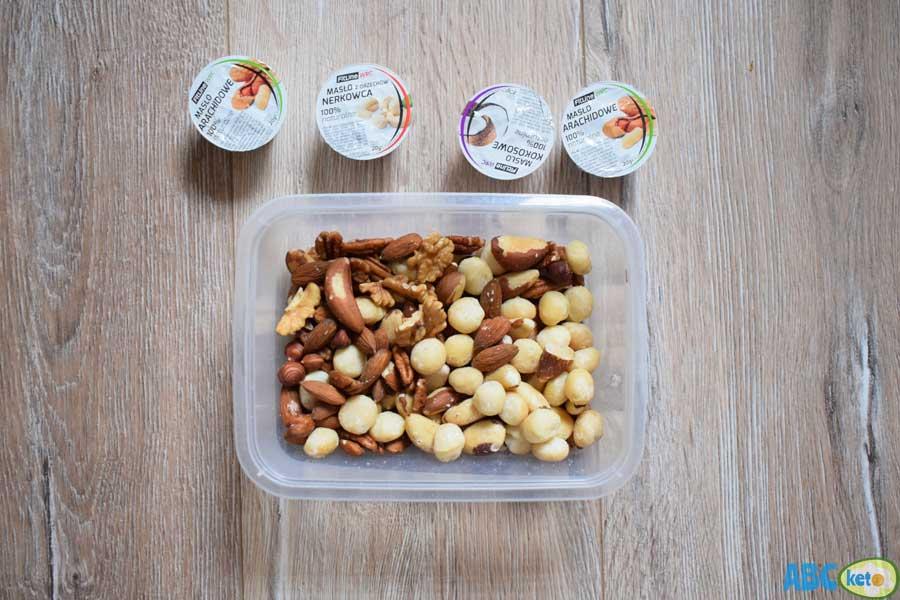 psmf diet meal plan, nuts