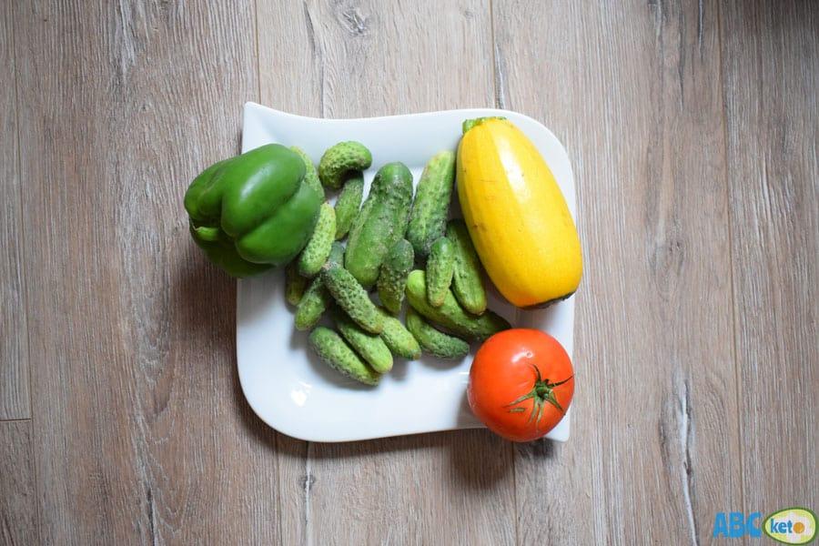 psmf diet vegetables