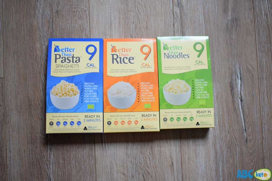 psmf diet meal plan products, zero rice